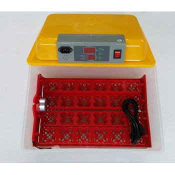 New JN-24T Incubator - Capacity: 24 chicken eggs, 96 quail eggs